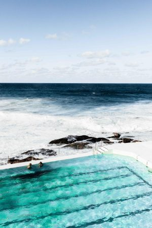 Views of Bondi Beach